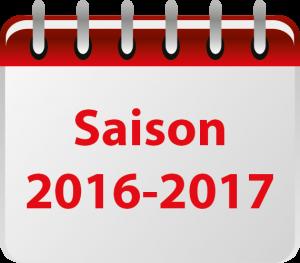 Calendrier des formations (année précédente)