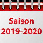 Calendrier 2019-2020 des séances de formation